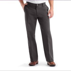 Lee Custom Fit Straight Fit Front Flat pants